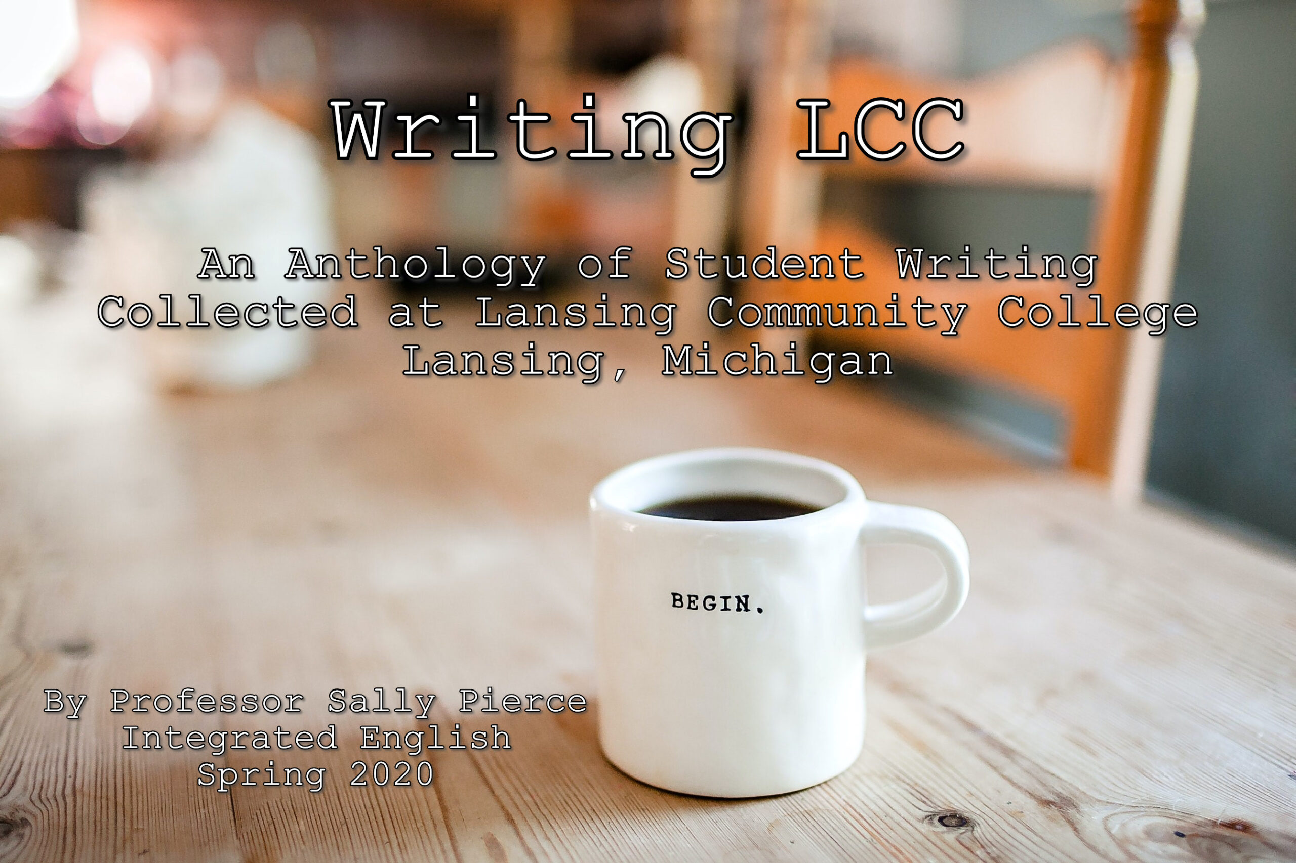 Cover image for Writing LCC